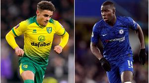 Max Aarons and Kurt Zouma feature in today's transfer speculation (Jonathan Walton/PA)