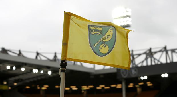 Norwich have banned a supporter for three years after an object was thrown onto the pitch (Chris Radburn/PA)