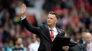 Manager Louis van Gaal says he can engineer success again at Manchester United