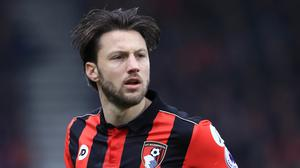 Semi-professional player Alfie Barker has been charged by the FA for offensive tweets towards Harry Arter, pictured