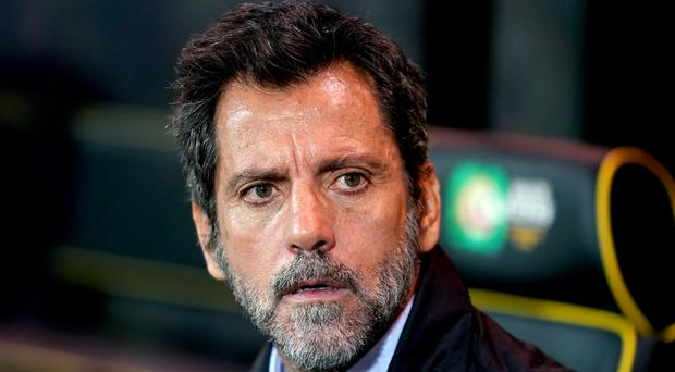 Watford manager Quique Sanchez Flores was pleased with his side after they claimed their first win of the season at Norwich (John Walton/PA)