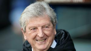 Roy Hodgson could lead Crystal Palace into Europe (Tess Derry/PA)