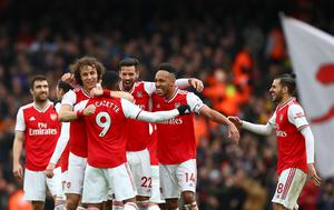 Arsenal's players are talking to the club about the coronavirus fallout (Bradley Collyer/PA)