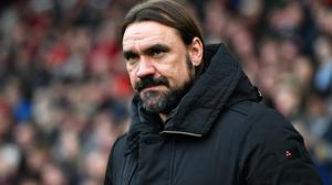 Norwich manager Daniel Farke is preparing to face Arsenal (Anthony Devlin/PA)