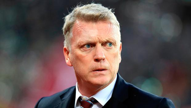 David Moyes has departed from West Ham