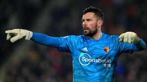 Watford goalkeeper Ben Foster wants his side to recover the form they found after Nigel Pearson took over in December (Mike Egerton/PA)