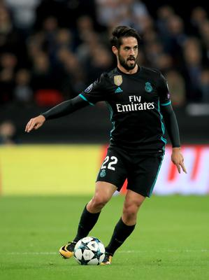 Does Isco fancy a switch from Real Madrid to Chelsea? (Mike Egerton/PA)