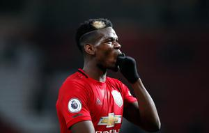 Pogba suggested he did not know who Souness was (Martin Rickett/PA)
