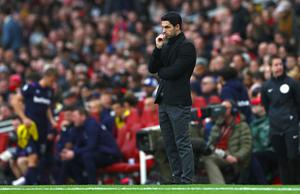 It was Arteta's positive test for coronavirus in March that led to the Premier League being suspended (Bradley Collyer/PA)