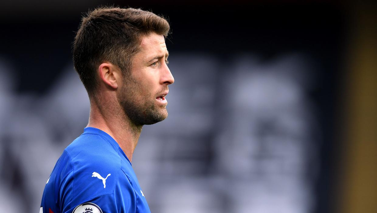 Gary Cahill announces departure from Crystal Palace