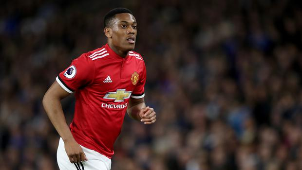 Anthony Martial has missed out on World Cup selection for France after finding game time at Manchester United limited