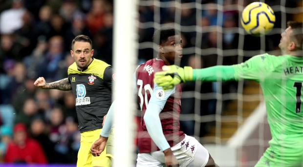 Danny Ings helped his side to victory (Nick Potts/PA)