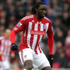 Kenwyne Jones is reported to have found a pig's head in his locker