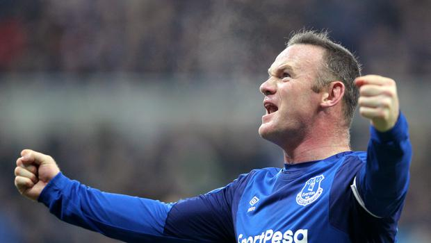 Wayne Rooney is to meet DC United officials in Washington