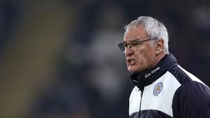 Leicester manager Claudio Ranieri is already doing a good job of scaring the Premier League big boys