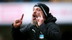 Slaven Bilic's side are going up (Adam Davy/PA)