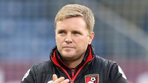 Eddie Howe is not thinking of European competition
