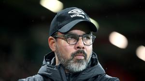 David Wagner is keeping a close eye on possible targets during the transfer window (Adam Davy/PA)