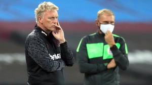 David Moyes believes testing Premier League players twice a week for Covid-19 will help limit the spread of the virus (Adam Davy/PA)