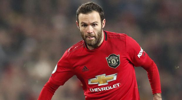 Juan Mata hopes Manchester United can kick on from their victory over Norwich (Martin Rickett/PA)