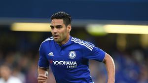 Radamel Falcao has scored just one goal for Chelsea so far