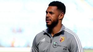 Andre Gray has apologised after holding a gathering in breach of lockdown rules (Martin Rickett/PA)