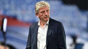 Crystal Palace manager Roy Hodgson has ensured the club remain in the Premier League for a seventh straight season (Glyn Kirk/NMC Pool/PA)