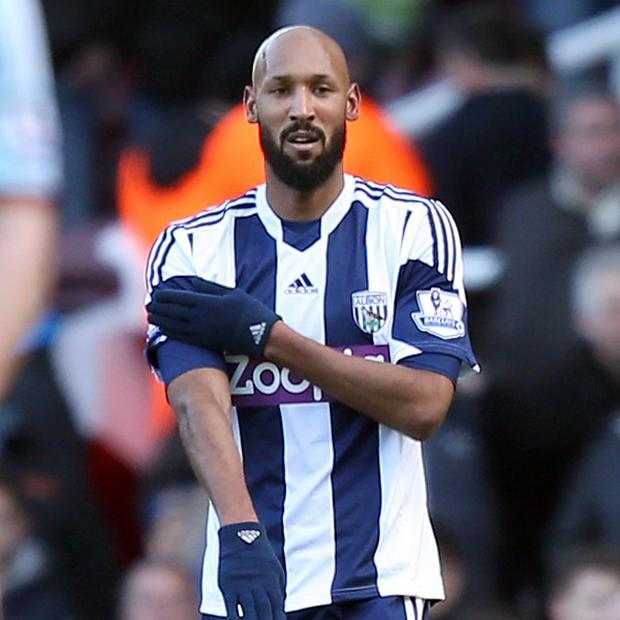 Nicolas Anelka's gesture after his goal against West Ham has caused controversy