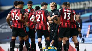 Eddie Howe believes there is exciting potential in the squad (Tim Goode/PA)