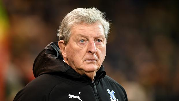 Crystal Palace manager Roy Hodgson wanted a number of new faces to arrival in January, but only got one (Joe Giddens/PA)