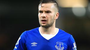 Everton defender John Stones has backed team-mate Tom Cleverley to return to the England squad