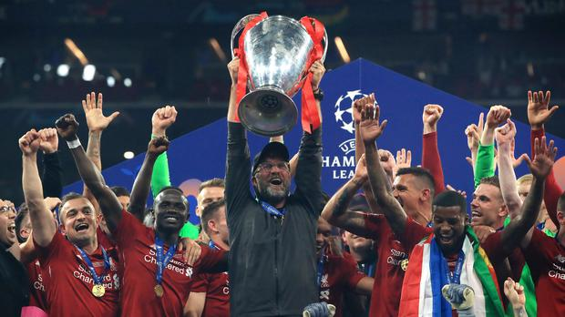 Jurgen Klopp is confident Liverpool will never experience a lengthy Champions League exile (Peter Byrne/PA)