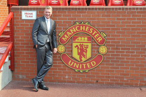 David Moyes, pictured, used his first press conference to state Wayne Rooney will not be sold