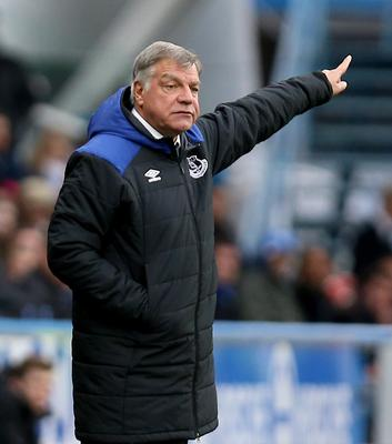 Sam Allardyce is one of the go-to names when rescue acts are required (Nigel French/PA)