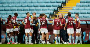 Villa have their fate in their own hands (Andrew Boyers/NMC Pool/PA)