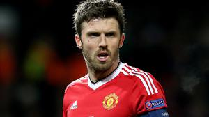 Manchester United's Michael Carrick has become a seasoned campaigner at Old Trafford