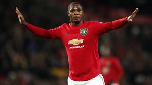 Odion Ighalo is on loan at Manchester United (Martin Rickett/PA)