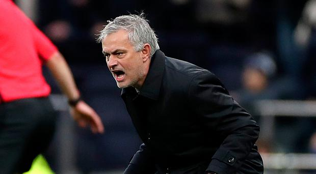 On mission: Jose Mourinho wants more FA Cup success