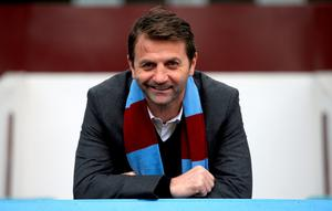 I'm in charge: Tim Sherwood has major goals at Aston Villa