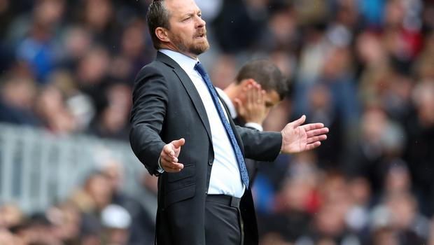 Fulham have picked up five points from their opening eight Premier League games. (Chris Radburn/PA)