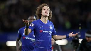 Chelsea's David Luiz showed his ability in the win over Manchester City (Adam Davy/PA)
