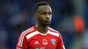 Saido Berahino has been linked with a move away from West Brom