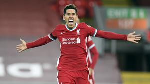 Liverpool manager Jurgen Klopp is not concerned about Roberto Firmino's paltry goal return (Peter Powell/PA)