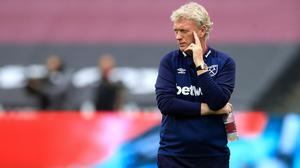 David Moyes was not a happy man (Adam Davy/NMC Pool)