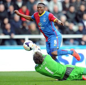 Kagisho Dikgacoi is fit to face Liverpool
