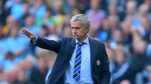 Jose Mourinho's Chelsea have won five and drawn one of their six Premier League games this season