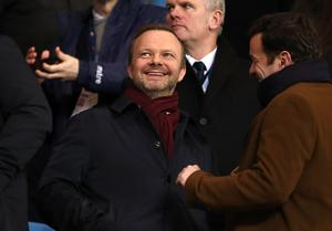 Ed Woodward is happy with Manchester United's progress under Ole Gunnar Solskjaer (Tim Goode/PA)