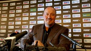 13: Newcastle manager Rafael Benitez is paid £5million each year