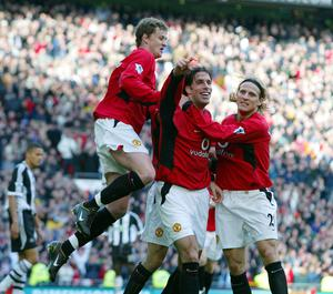 Ole Gunnar Solskjaer has few good memories of Newcastle (Martin Rickett/PA)