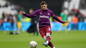 Aaron Cresswell does not think the Premier League should be rushed back (Bradley Collyer/PA)